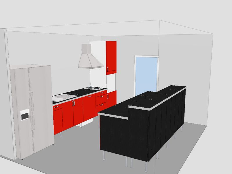 Ilot Central Cuisine Ikea Prix. Kitchen Minimalist Ikea Wall ...